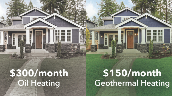 Geothermal Costs As Low As $150/Month With Dandelion