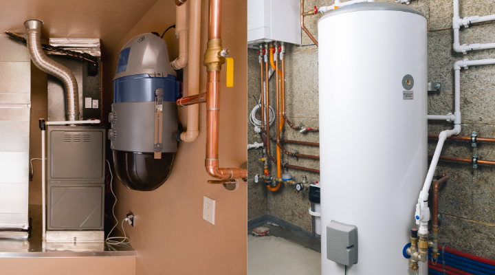 Energy Efficient Furnace Installation